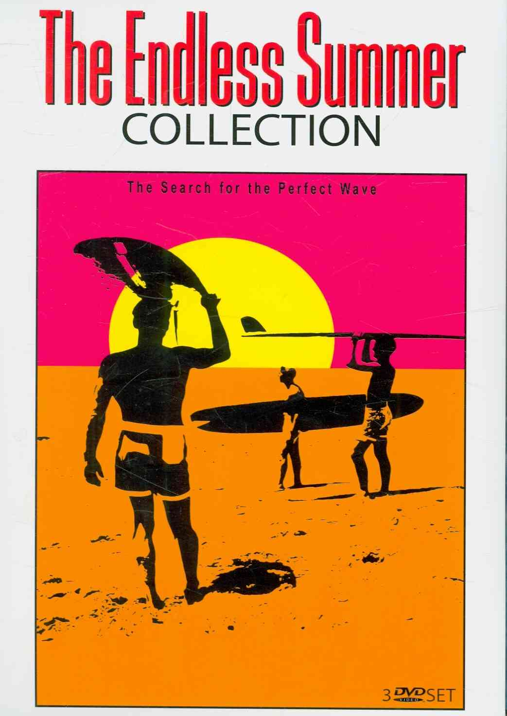 ENDLESS SUMMER COLLECTION BY AUGUST,ROBERT (DVD)