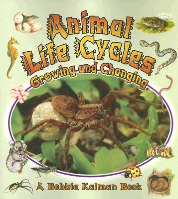 Animal Life Cycles By Kalman, Bobbie